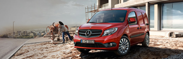 The Mercedes-Benz Citan
