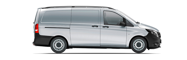 Vito panel van Long