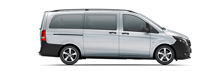 Vito Tourer Long